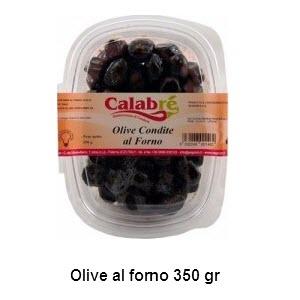 Olive al forno 350 gr