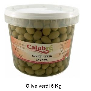 Olive verdi 5 kg