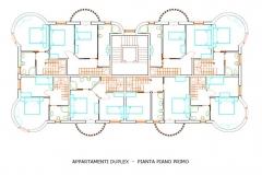 Pianta_piano_primo - first floor footprint