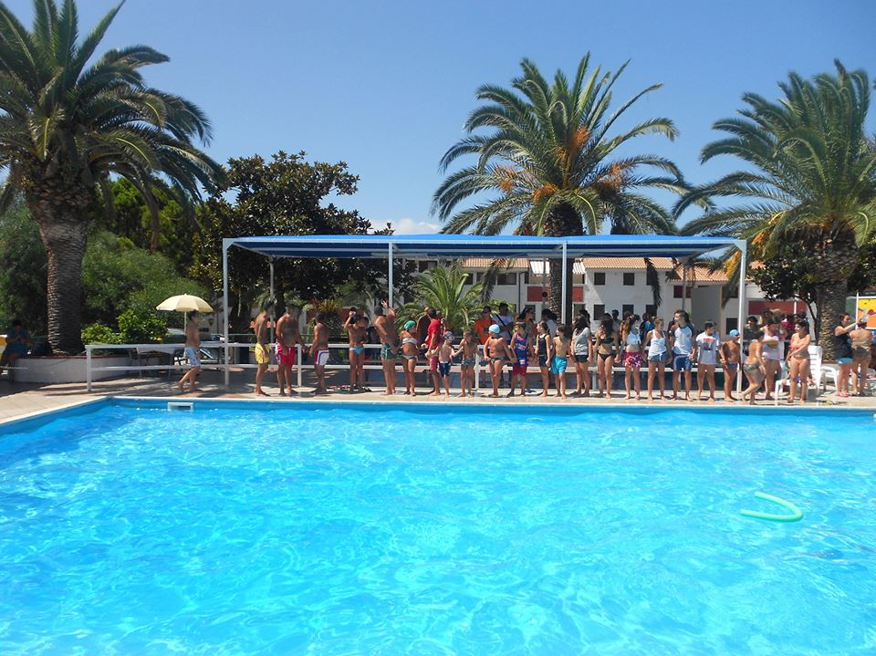La Giungla - piscina