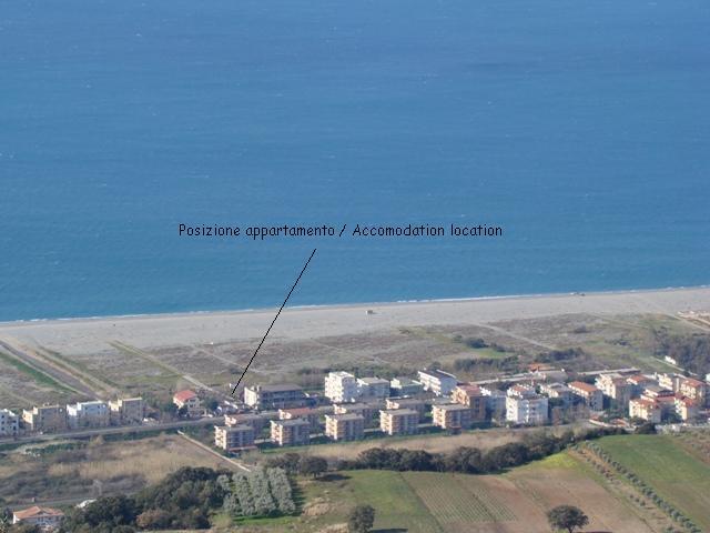 Posizione appartamento / Apartment location