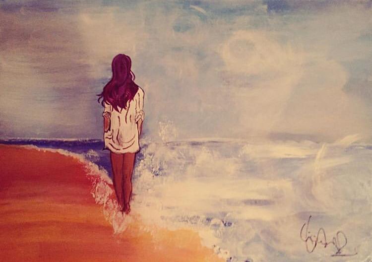 Viviana Verunelli - La passeggiat